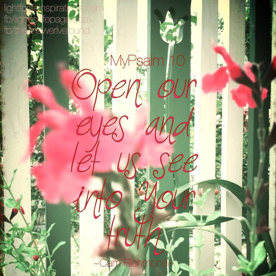 MyPsalm 11
