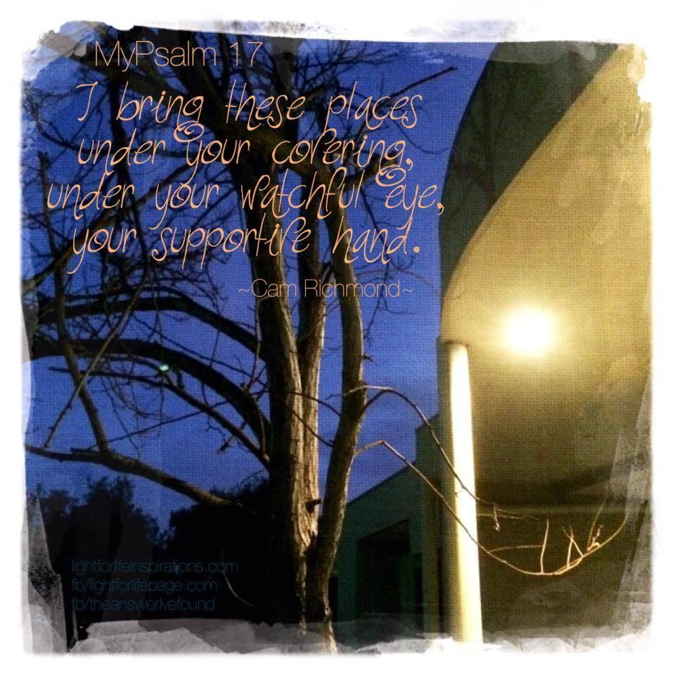 MyPsalm 17